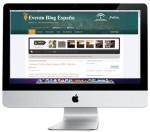 Así se verá la página del EBE en mi futuro iMac